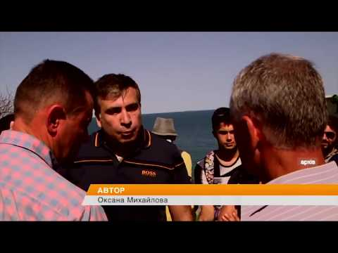 Задержание Саакашвили: политик в Польше