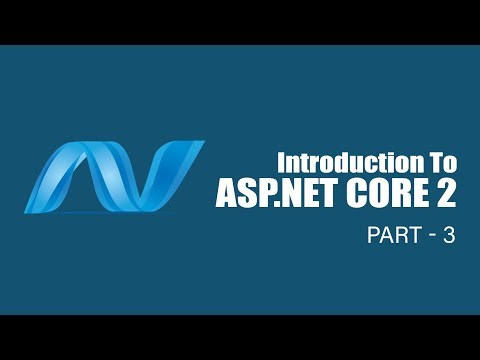 Introduction to ASP.NET Core 2 | Application Structure | Part 3 | Eduonix