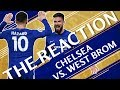 Download Chelsea 3-0 West Brom | Hazard Scores Epic Double On Giroud's First Start | The Reaction in Mp3, Mp4 and 3GP