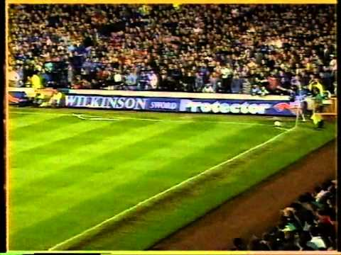 Everton 2 Liverpool 0 November 1994