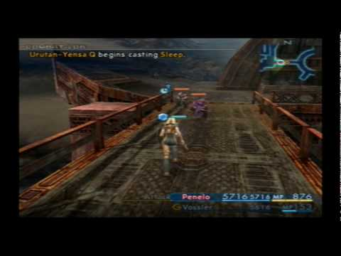 Final Fantasy XII - Rare Monster (Urutan Exile) No.80 of 80