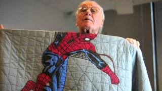 Spider-Man Interview with Stan Lee | Pottery Barn Kids