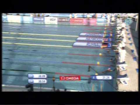 Start list 1st semifinal: 1 - KRISZTINA KOV�CS (HUN) 2 - Stephanie Spahn (SUI) 3 - Jennie Johasson (SWE) 4 - Kate Haywood (GBR) 5 - Caroline Ruhnau (GER) 6 -...