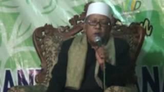 Ceramah Agama Kh. Abdullah Satar dalam rangka