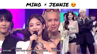 How Close Jennie And Mino Is