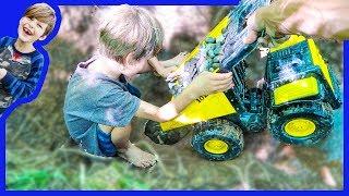 Construction Trucks for Children | Developing Natural Spring