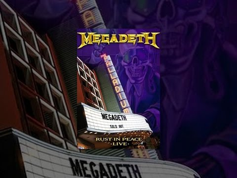 Megadeth - Rust In Peace video