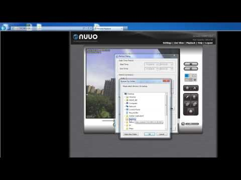 nuuo nvrmini 2 software
