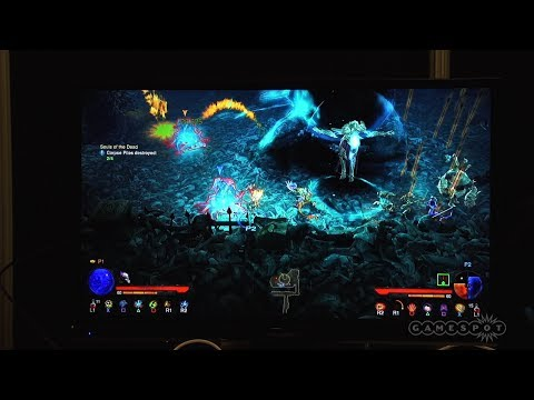 Diablo III on PS4 Details and Improvements - PAX East 2014