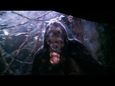 King Kong 360 3d Universal Studios Full Ride (hd Pov) video