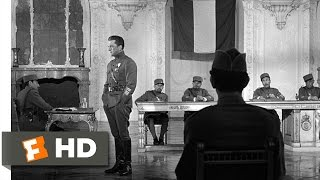 Paths of Glory (5/11) Movie CLIP - Closing Argument (1957) HD