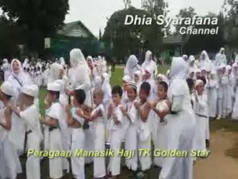 Video doa manasik haji anak tk