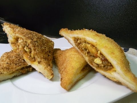 Kare Pan (Curry Bread) Recipes — Dishmaps