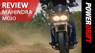 Mahindra Mojo : Review : PowerDrift
