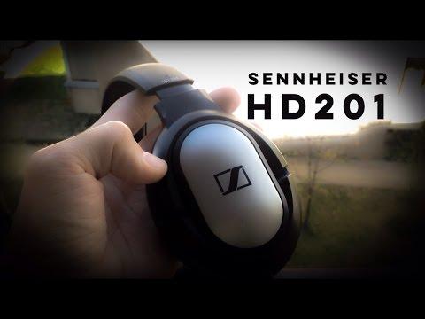 Sennheizer HD201 Бюджетные наушники