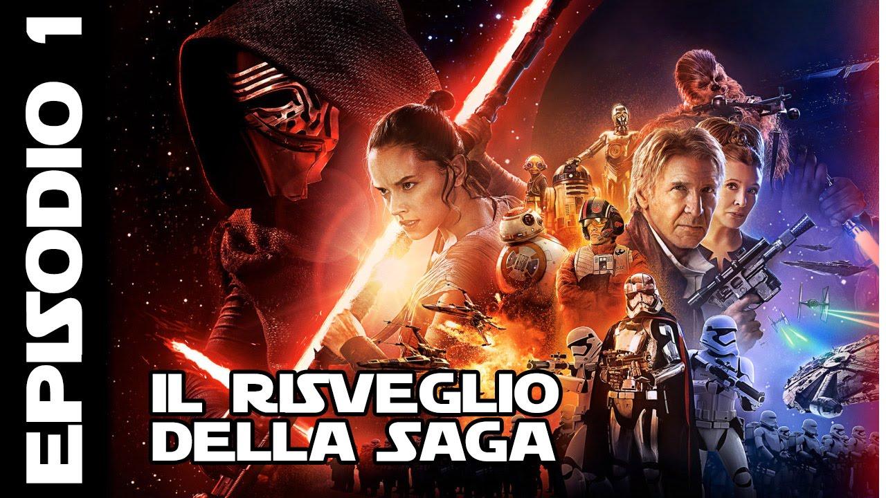 Star Wars: Il Risveglio della Saga - Episodio1 [HD]