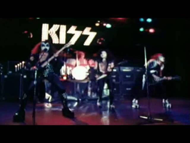 KISS - Rock 'n Roll all Night (Music Video)