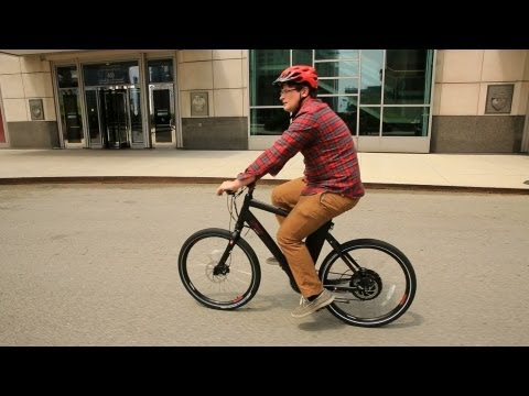 Introducing the electric bike