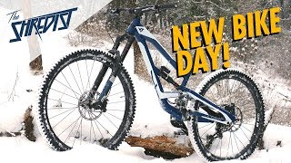 YT Capra 29 AL Base // New Bike Day and Unboxing!!