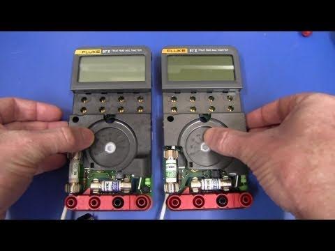 EEVblog #185 - Fluke 87V Multimeter GSM Fix!