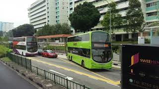 SG5878P. Sv 854. MAN A95 (Batch 3). DD Bus. SG❤BUS.