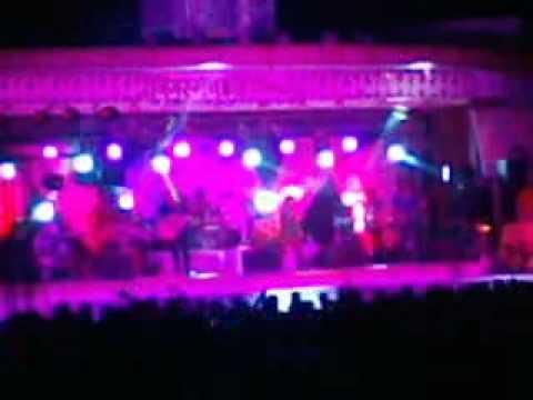 teri deewani by kailash kher live concert at moradabad.3gp