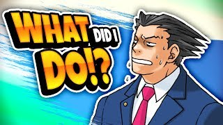 【 Phoenix Wright: Trials and Tribulations 】Case 3 Part 1 - Live Stream Gameplay