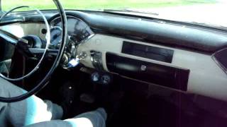 1956 Chevy 150 with 327 Elgin cam