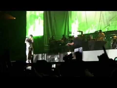Eminem @ Lollapalooza 2014-