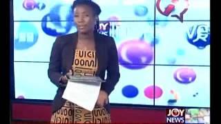 Money Spent on Hair Monthly - Joy News Interactive (22-8-14)
