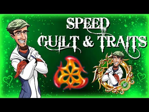 KH Union χ[Cross] Speedy Guilt! ~ I got double -60 TRAITS!!!