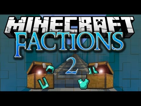ABANDONED SKY BASE! Minecraft Factions Let's Play - Ep.2