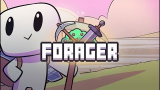 Forager 2019 - Forage, Craft, Survive, and Build in a Cheery Game!