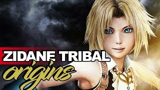 Final Fantasy 9 Lore ► Zidane Tribal's Origins Explained (The Angel of Death)