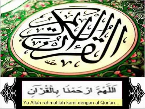 Doa Selepas Membaca Al Quran.wmv video