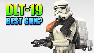 DLT-19 Best Gun In Star Wars Battlefront?