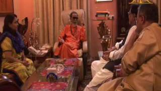 Bala Saheb & Hridaynath Mangeshkar Meating at Matoshri