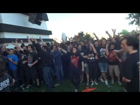 Kreator (With Andreas Kisser) - Extreme Aggression Live Rock In Rio 2012 Lisboa