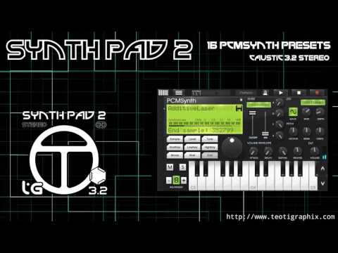 Caustic 3.2 SynthPad Pack 2 APK Cover