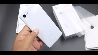 Google Pixel 3 XL Unboxing & First Look, Camera, India | Hindi