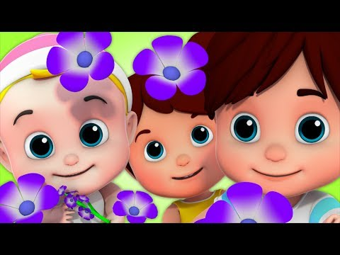 Lavender's Blue Dilly Dilly | Nursery Rhymes Songs For Kids | Children Rhymes For