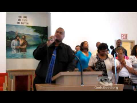 Visit http://www.GodsGood.org - Recorded at First Baptist Church in Columbia, KY during church anniversary in 2011.