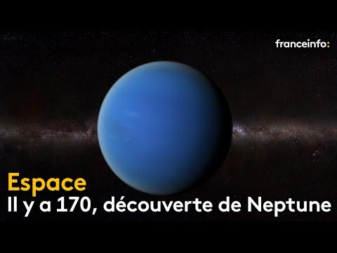 Il y a 170 ans, la découverte de Neptune