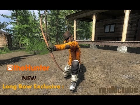 The Hunter 2014 Long Bow Exclusive first look 1080 HD