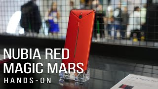 The Nubia Red Magic Mars is one of those surprise gems [hands-on]