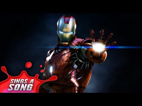 Iron Man Sings A Song (Avengers Infinity War HYPE Parody)
