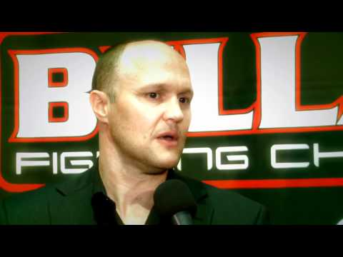 Bellator CEO Bjorn Rebney talks Spike TV, UFC, Dana White, Nick Diaz, and more (part 1)