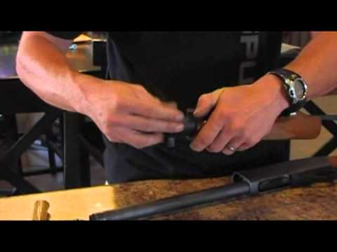 Magpul MOE Remington 870 Forend Removal and Installation
