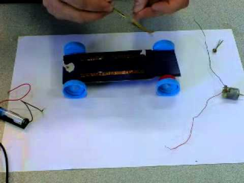 How to Make Toy Car at Home How to Make an Electric Toy