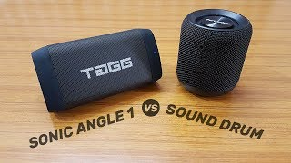 Tagg Sonic Angle 1 vs Portronics Sound Drum Comparison (Hindi) – Which Bluetooth Speaker is Better?